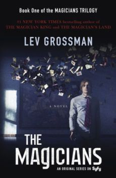 Book 1 of the Magicians Trilogy by Lev Grossman. A great read for any fantasy genre fan.